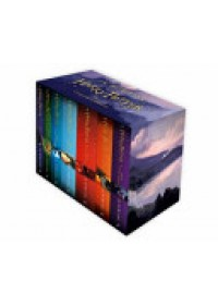 Obálka knihy  Harry Potter Box Set: the Complete Collection od Rowling J. K., ISBN:  9781408856772