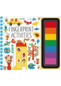 Obálka knihy  Fingerprint Activities od Watt Fiona, ISBN:  9781409581895