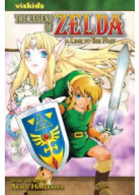 Obálka knihy  The Legend of Zelda, Vol. 9: A Link to the Past od , ISBN:  9781421523354