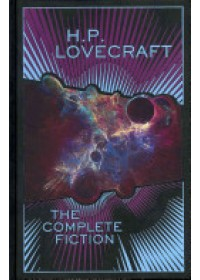 Obálka knihy  H.P. Lovecraft: The Complete Fiction od , ISBN:  9781435122963