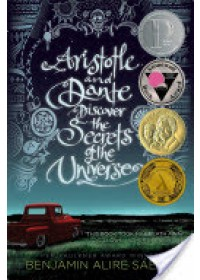 Obálka knihy  Aristotle and Dante Discover the Secrets of the Universe od Saenz Benjamin Alire, ISBN:  9781442408937