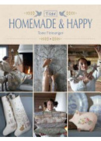 Obálka knihy  Tilda Homemade and Happy od Finnanger Tone, ISBN:  9781446305904