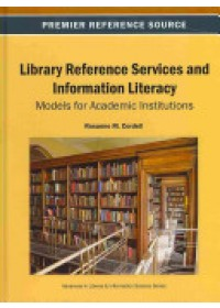 Obálka knihy  Cordell, Rosanne M: Library Reference Services and Information Literacy od Cordell Rosanne M., ISBN:  9781466642416