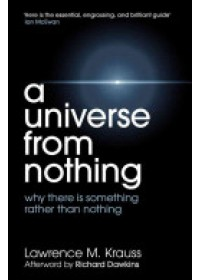 Obálka knihy  Universe from Nothing od Krauss Lawrence, ISBN:  9781471112683