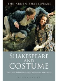 Obálka knihy  Shakespeare and Costume od Lennox Patricia (New York University USA), ISBN:  9781472525079