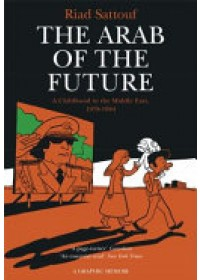 Obálka knihy  Arab of the Future od Sattouf Riad, ISBN:  9781473638112