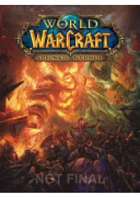 Obálka knihy  World of Warcraft: Chronicle Volume 1 od  Blizzard Entertainment, ISBN:  9781616558451