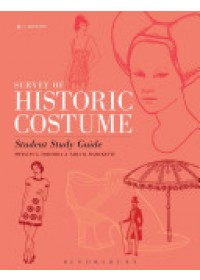 Obálka knihy  Survey of Historic Costume Student Study Guide od Tortora Phyllis G., ISBN:  9781628922349
