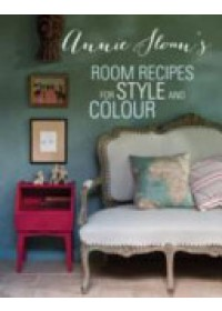 Obálka knihy  Annie Sloan's Room Recipes for Style and Colour od Sloan Annie, ISBN:  9781782491712