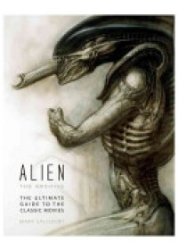 Obálka knihy  Alien - The Archive od Salisbury Mark, ISBN:  9781783291045