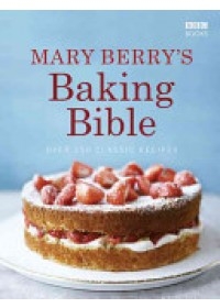 Obálka knihy  Mary Berry's Baking Bible od Berry Mary, ISBN:  9781846077852