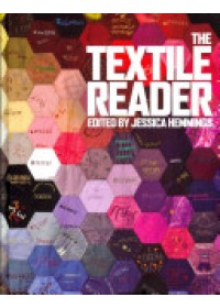 Obálka knihy  Textile Reader od Hemmings Jessica (National College of Art & Design Ireland), ISBN:  9781847886354