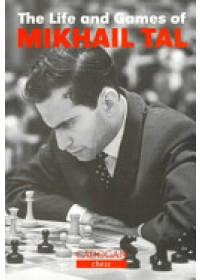 Obálka knihy  Life and Games of Mikhail Tal od Tal Mikhail, ISBN:  9781857442021