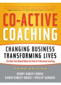 Obálka knihy  Co-Active Coaching od Kimsey-House Henry, ISBN:  9781857885675