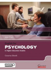 Obálka knihy  English for Psychology in Higher Education Studies od Short Jane, ISBN:  9781859644461