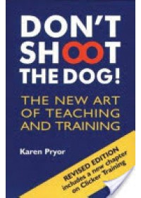Obálka knihy  Don't Shoot the Dog! od Pryor Karen, ISBN:  9781860542381