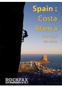 Obálka knihy  Spain: Costa Blanca od Craggs Chris, ISBN:  9781873341674