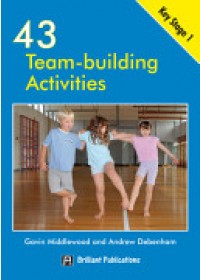 Obálka knihy  43 Team-building Activities for Key Stage 1 od Middlewood Gavin, ISBN:  9781905780495