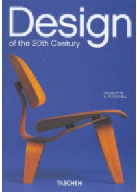 Obálka knihy  Design of the 20th Century od Hendricks Jutta, ISBN:  9783836541060