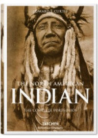Obálka knihy  North American Indian od Curtis Edward Sheriff, ISBN:  9783836550567