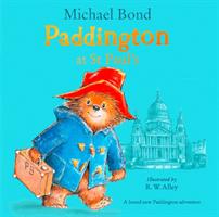 Paddington at St Paul's (Bond Michael)(Paperback / softback)