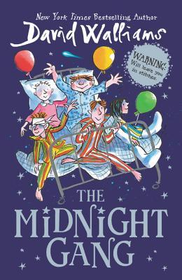 The Midnight Gang (Walliams David)(Paperback)