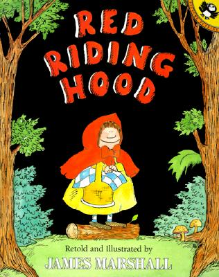 Red Riding Hood (Marshall James)(Paperback)