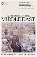 History of the Middle East - 5th Edition (Mansfield Peter)(Paperback / softback)