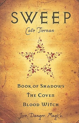 Sweep, Volume 1: Book of Shadows/The Coven/Blood Witch (Tiernan Cate)(Paperback)