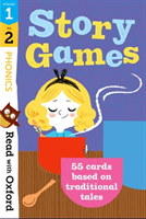 Read with Oxford: Stages 1-2: Phonics Story Games Flashcards (Heapy Teresa)(Cards)