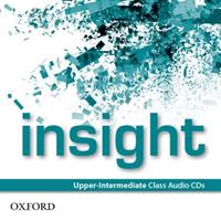 Insight: Upper-Intermediate: Class Audio CDs(CD-Audio)
