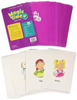 Magic Time: Level 1: Flashcards(Cards)