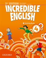 Incredible English 4: Activity Book(Paperback)