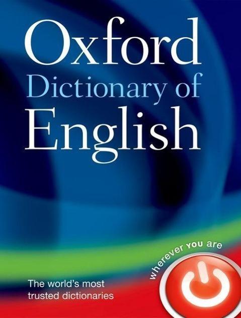 Oxford Dictionary of English (Oxford Dictionaries)(Pevná vazba)