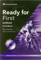 Ready for FCE Workbook (- Key) + Audio CD Pack (Norris Roy)(Mixed media product)