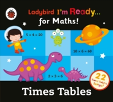 Ladybird Times Tables Audio Collection: I'm Ready for Maths(CD-Audio)