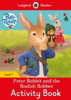 Peter Rabbit and the Radish Robber Activity Book - Ladybird Readers Level 1(Paperback)