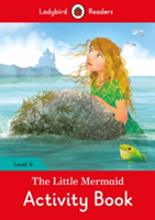 Little Mermaid Activity Book - Ladybird Readers Level 4(Paperback)
