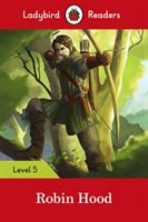 Ladybird Readers Level 5 Robin Hood(Paperback)