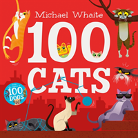 100 Cats (Whaite Michael)(Paperback / softback)