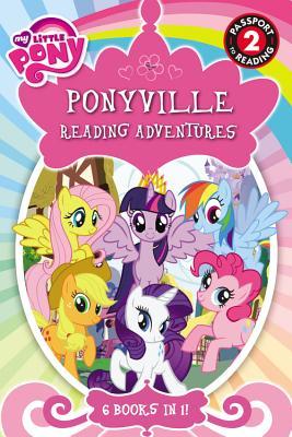 My Little Pony: Ponyville Reading Adventures (Hasbro)(Paperback)