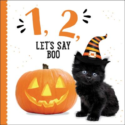 1, 2, Let's Say Boo (Garland Taylor)(Board Books)