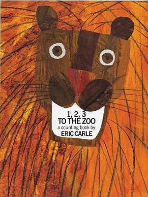 1, 2, 3 to the Zoo (Carle Eric)(Pevná vazba)