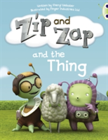 Zip and Zap and the Thing (Webster Sheryl)(Mixed media product)