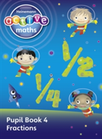 Heinemann Active Maths - First Level - Exploring Number - Pupil Book 4 - Fractions (Keith Lynda)(Paperback)