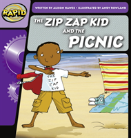 Rapid Phonics Step 1: The Zip Zap Kid and the Picnic (Fiction) (Hawes Alison)(Paperback / softback)