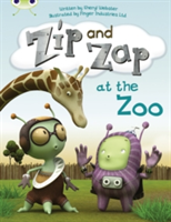 Zip and Zap at the Zoo (Webster Sheryl)(Paperback / softback)