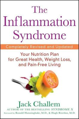 Levně The Inflammation Syndrome: Your Nutrition Plan for Great Health, Weight Loss, and Pain-Free Living (Challem Jack)(Paperback)