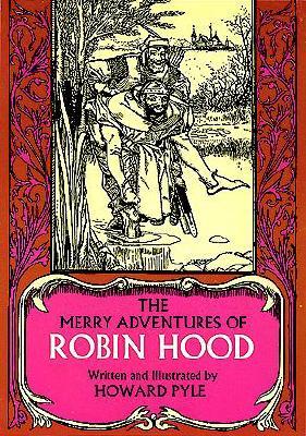 The Merry Adventures of Robin Hood (Pyle Howard)(Paperback)