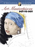Creative Haven Art Masterpieces Dot-to-Dot (Donahue Peter)(Paperback)